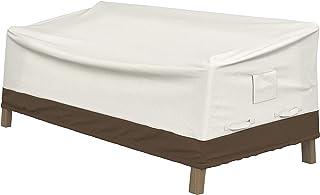 Amazon Basics 2-Seater Deep Lounge Sofa Outdoor Patio Furniture Cover