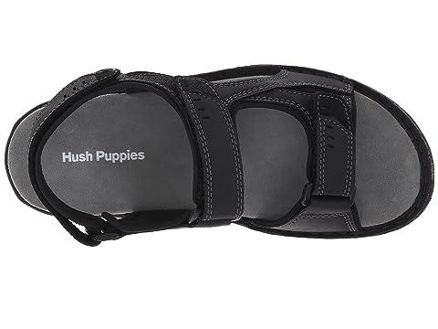 Rawson Hush Leatherbrown Cireuse Cuir Puppies Noir De Grady 5qPS1wP