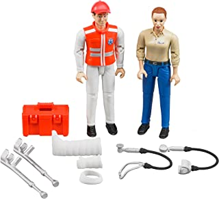 Bruder 62710 bworld Figure Set Ambulance Toy Figure