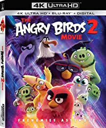 The Angry Birds Movie 2 arrives on Digital Oct. 29 and on 4K, Blu-ray, DVD Nov. 12 from Sony Pictures