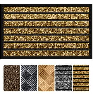 Outside Shoe Mat Rubber Doormat for Front Door 18