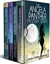 The Angela Panther Mystery Series