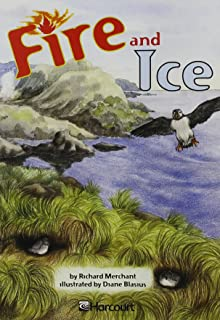 Harcourt School Publishers Trophies: Advanced-Level Grade 4 Fire and Ice
