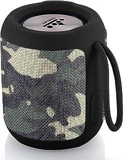$110 » DFGADF Outdoor Portable Bluetooth Speaker Subwoofer, Mini Round Waterproof Speaker with Handle, Ipx6 Waterproof, 2200Mah, ...