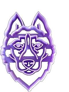 Taglia biscotti cane lupo