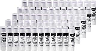 AmazonBasics Purple Washable School Glue Sticks, Dries Clear, 0.24-oz Stick,60-Pack