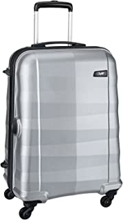 Skybags Auckland 56 cms Silver Hardsided Carry-On (AUCKL55ESMS)