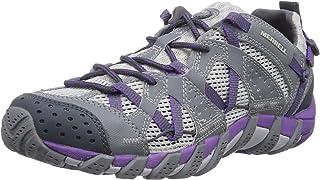 أحذية Merrell Waterpro Maipo لممارسة الرياضة في الهواء الطلق، رمادي (رمادي/أرجواني ملكي) 8 المملكة المتحدة (42 EU)