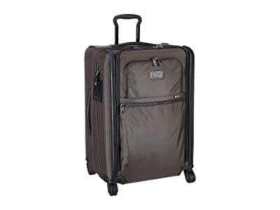 Tumi Alpha 3 Short Trip Expandable 4 Wheeled Packing Case (Coffee) Luggage