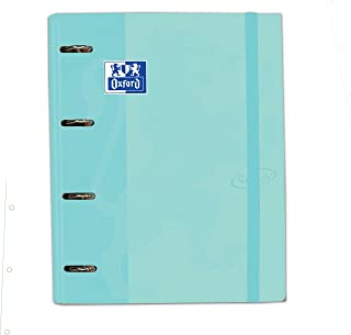 Carpeta con recambio Europeanbinder A4+ Oxford Touch color Ice Mint Pastel