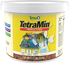 TetraMin Nutritionally Balanced Tropical Flake Food for Tropical Fish