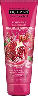 Best Freeman Revitalizing Peel Off Gel Facial Mask with Pomegranate and Antioxidants, Beauty Face Mask, 6 oz Review