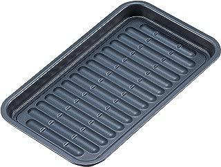 パール金属 ブルーブラックコート オーブントースター用プレート H-5450