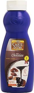 Carte D'Or - Sirope líquido - Sabor chocolate - 758 ml