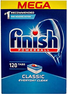 FINISH MEGA POWERBALL 120S CLASSIC