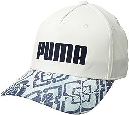 PUMA Golf - Go Time Flex Snapback Cap