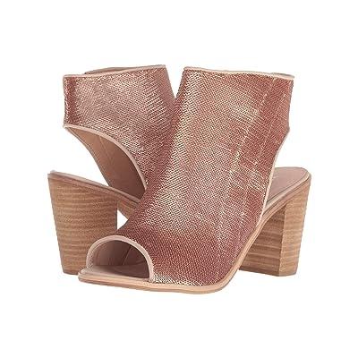 VOLATILE Judd (Blush) High Heels