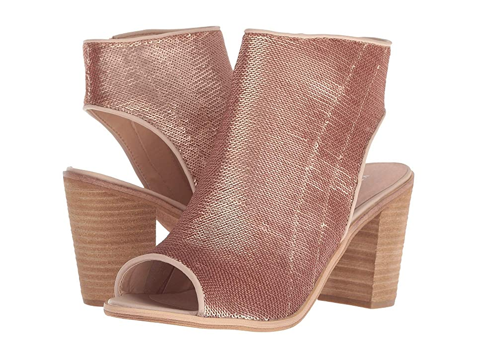 VOLATILE Judd (Blush) High Heels