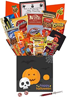 Best halloween care package message Reviews