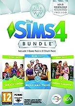 The Sims 4 Game & Stuff Pack 3: Mangiamo Fuori, Serata Cinema, Giardini Romantici - CD non incluso