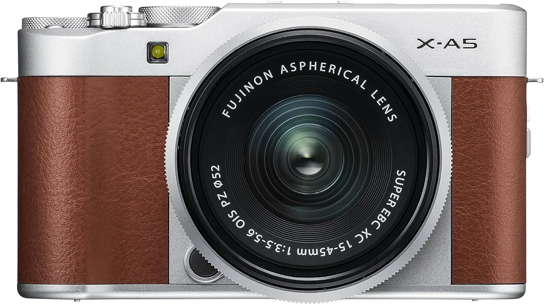 Fujifilm X A5 System Camera Including Xc15 45mm Camera Photo