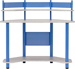 Calico Designs 55120 Study Corner Desk, Blue