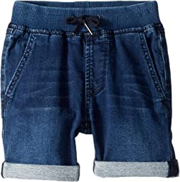 Taj Shorts in Cross Bones (Toddler/Little Kids/Big Kids)