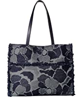 Kate Spade New York - Sam Denim Large Pocket Tote