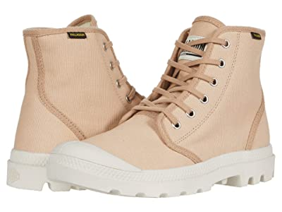 Palladium Pampa Hi Originale (Sand) Lace-up Boots