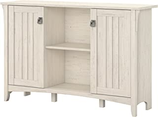 Bush Furniture SAS147AW-03 Accent Storage Cabinet with...
