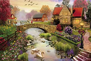 Agirlgle Jigsaw Puzzles 1000 Pieces for Adults for Kids, Jigsaw Puzzles -Farm- 1000 Pieces Jigsaw Puzzles,Softclick Techno...