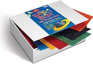 WikkiStix WKX805 Big Count Box of 468, Yarn/Food Grade Wax