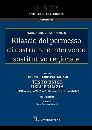 Rilascio del permesso di costruire e intervento sostitutivo regionale