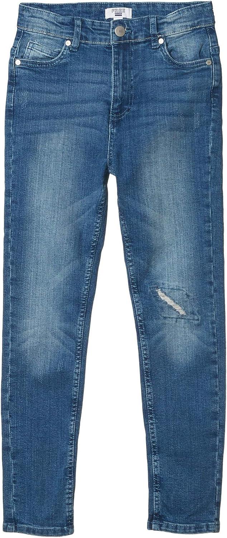 COTTON ON Boy's Free Slim Leg Jeans in Mid Denim (Big Kids)