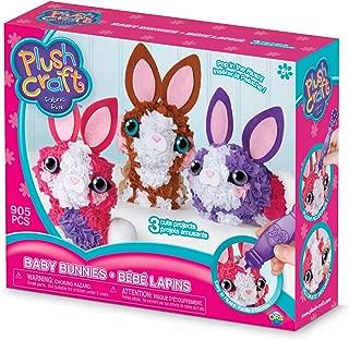 ORB 77457.0 Baby Bunnies 3D Multi Mini Arts & Crafts, 10