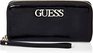 GUESS Womens Small Leather Goods, Black - PT730146