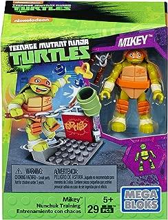 Mega Construx Teenage Mutant Ninja Turtles Mikey Nunchuk Training Pack