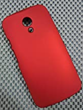 Motorola Moto G2 2nd Gen XT1068 Imported Matte Finish Hard Back CASE Cover Guard for G 2 Wine RED - MEGABYTE