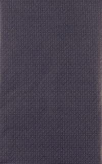 Summer Fun by Elrene Mini Basket Weave Pattern Vinyl Flannel Back Tablecloth with Zipper Umbrella Hole (Dark Blue Sapphire, 70
