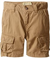 Lucky Brand Kids - Heritage Cargo Shorts in Twill (Little Kids/Big Kids)