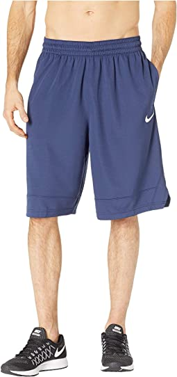 Nike Big Tall Blue Void Dry Dri-Fit Athletic Shorts LT Men NWT FreeShip