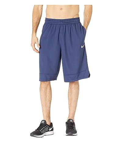 Nike Dry Icon Shorts (Midnight Navy/Midnight Navy/White) Men