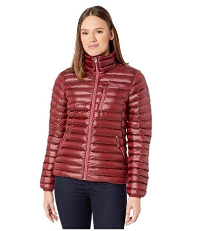 Marmot Avant Featherless Jacket (Claret) Women