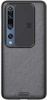 حافظة حماية كام شيلد لجهاز شاومي مي 10/ 10 برو الجيل الخامس من رويل، بغطاء كاميرا منزلق، حافظة واقية انيقة ورقيقة