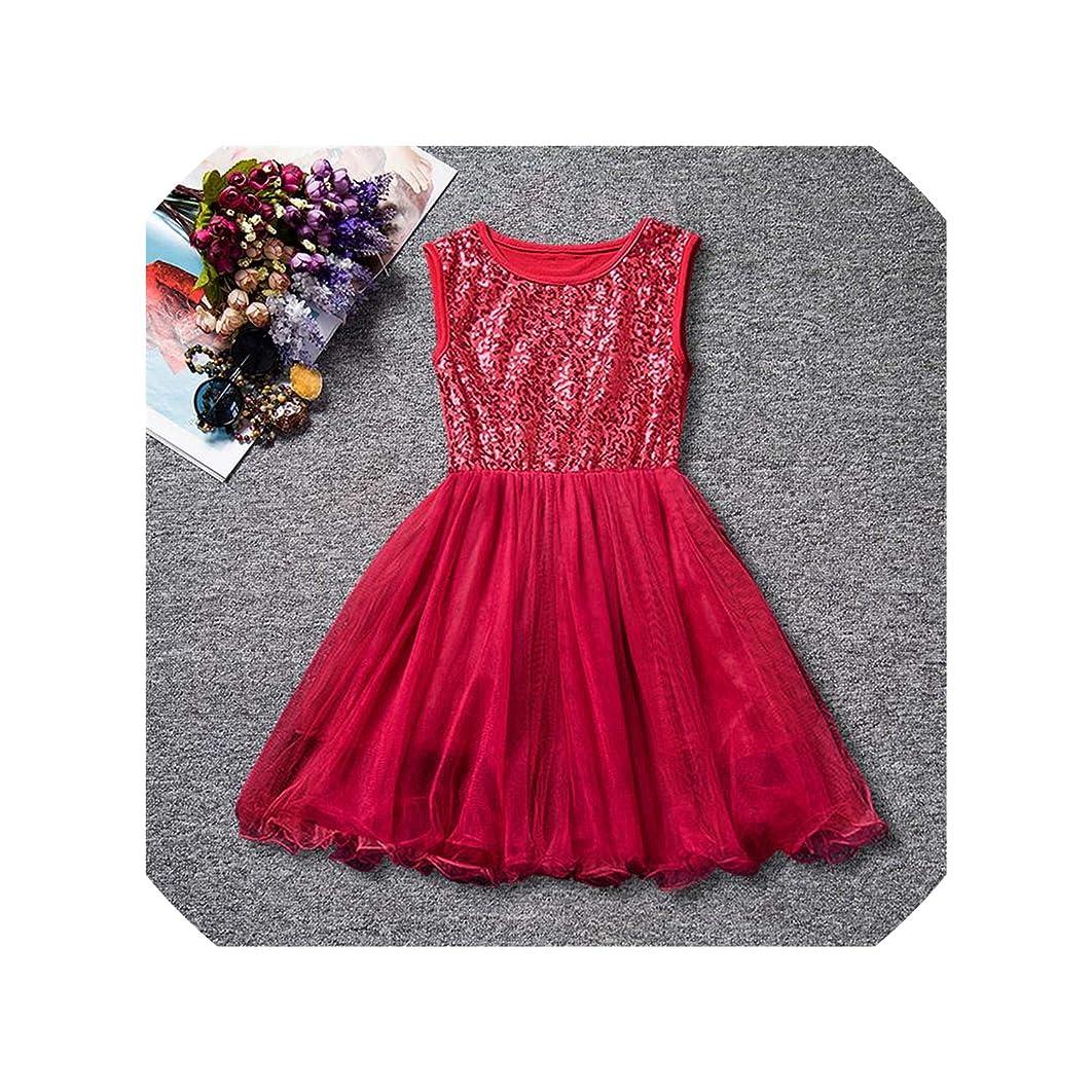 New Brand Summer Lace Princess Baby Girl Dress Wedding Christening Gown Kids Dresses for Girls Party Wear Meninas Vestidos, 4T