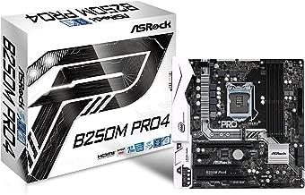 ASRock Motherboard Motherboards B250M PRO4