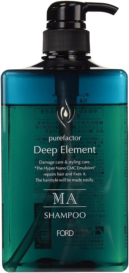 大人援助主要なフォードヘア化粧品 ディープエレメント MA シャンプー 1000ml