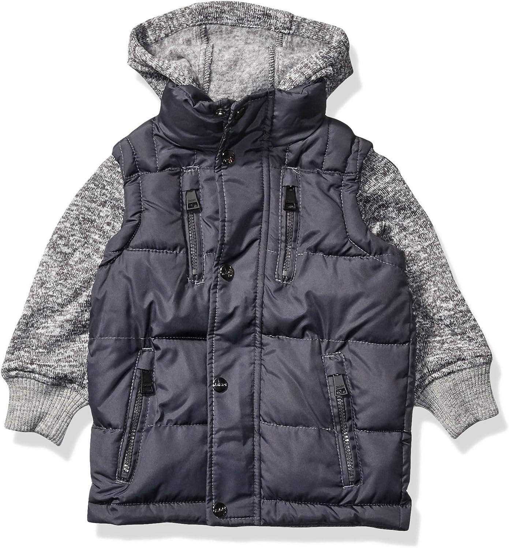 DKNY Boys' Little Puffer Jacket