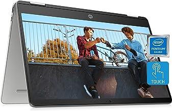 HP Chromebook x360 14a 2-in-1 Laptop, Intel Pentium...