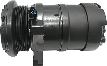 RYC Remanufactured AC Compressor and A/C Clutch EG953